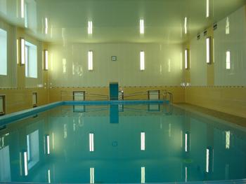 Железобетонный бассейн