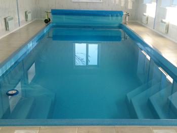 Композитный бассейн
