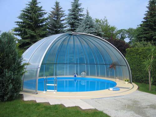 Павильон для бассейна ORIENT