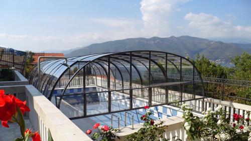 Павильон для бассейна LAGUNA
