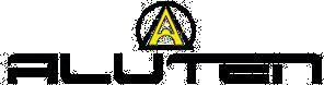 Логотип Aluten